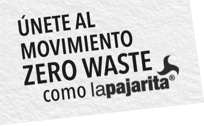 Unete al movimiento zero waste