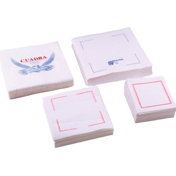 Servilletas 15×15 Planas de papel