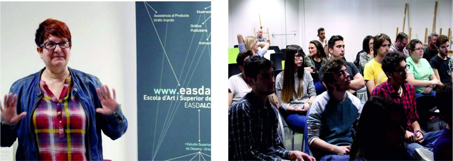 La Pajarita Mapelor EASD Alcoi