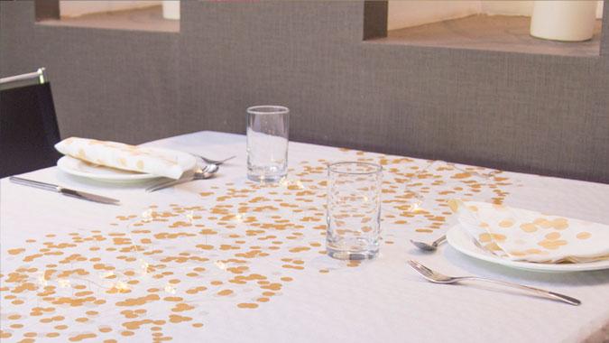 decoracion-de-navidad-para-restaurantes-manteles-y-servilletas-leds-la-pajarita-mapelor