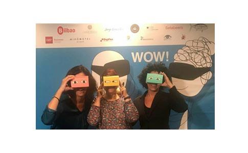 La realidad virtual en servilletas de Mapelor