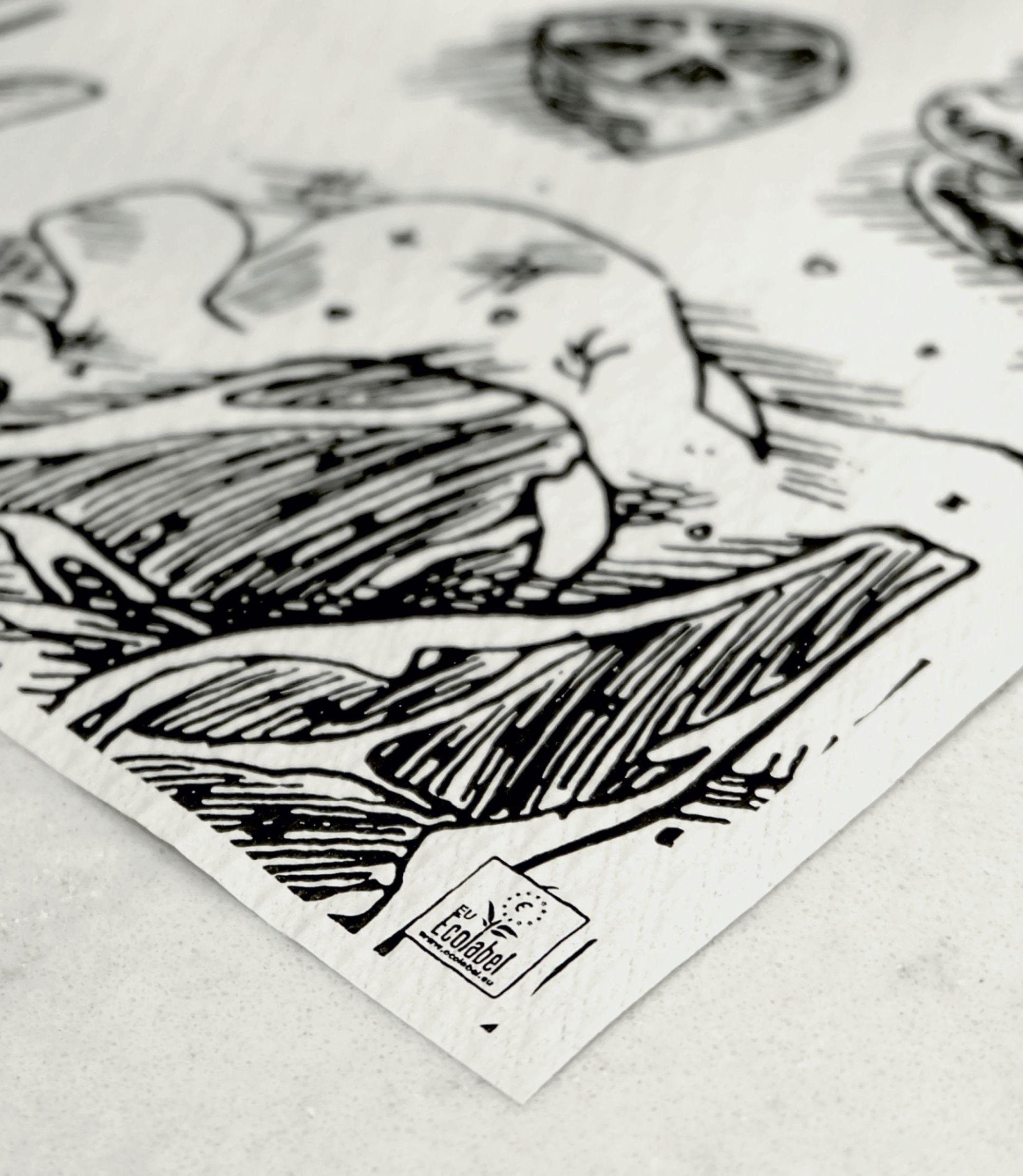 Manteles de papel individuales Buen Provecho