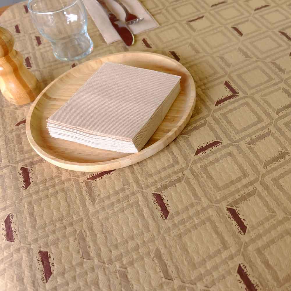 Manteles de papel gama GoGreen Cuadros