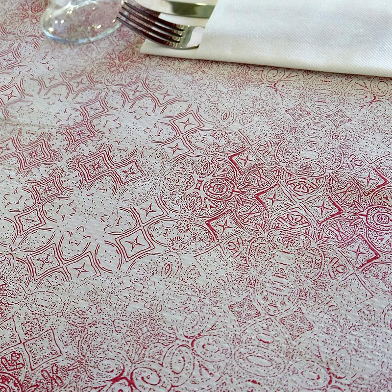 Manteles de papel en rollo Gama Tesela