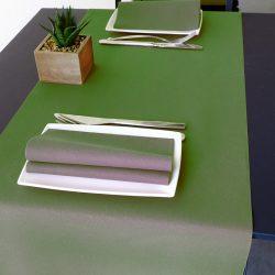 caminos-en-rollo-airlaid-color-verde-oscuro-04x48-la-pajarita-mapelor