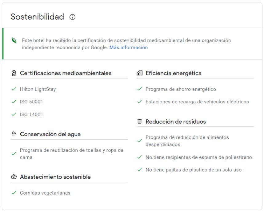 certificados-hotel-sostenible-google