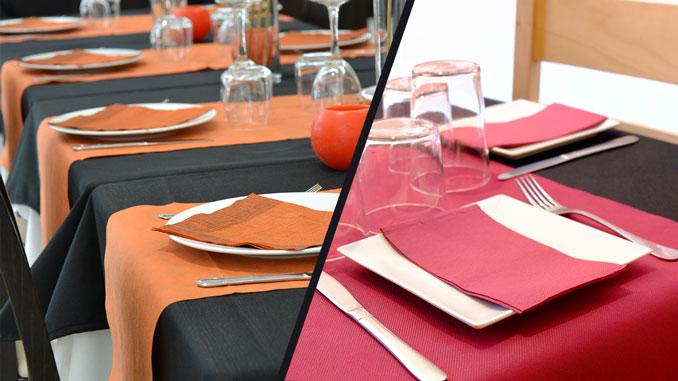 consejos-para-decorar-las-mesas-de-un-restaurante-caminos-de-mesa-la-pajarita-mapelor