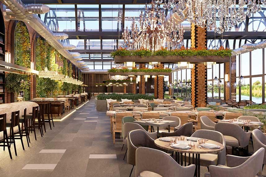 decora-tu-restaurante-con-plantas-naturales-la-pajarita