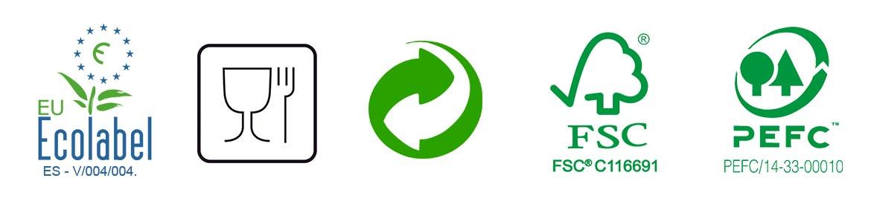 gama-gogreen-servilletas-manteles-reciclados-certificados-sostenibilidad-la-pajarita-mapelor