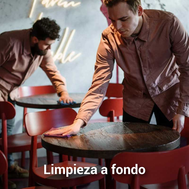 limpieza-a-fondo-hosteleria-la-pajarita-mapelor