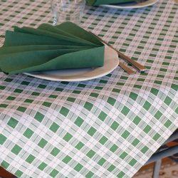 manteles-de-papel-cuadros-verde-100x100-la-pajarita-mapelor