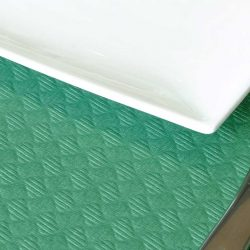 manteles-de-papel-en-cruz-de-color-100x100-verde-oscuro-la-pajarita-mapelor