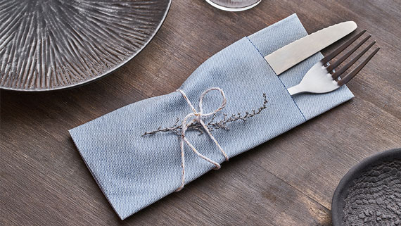 servilletas-compostables-airlaid-jeans-productos-sostenibles-hosteleria-la-pajarita