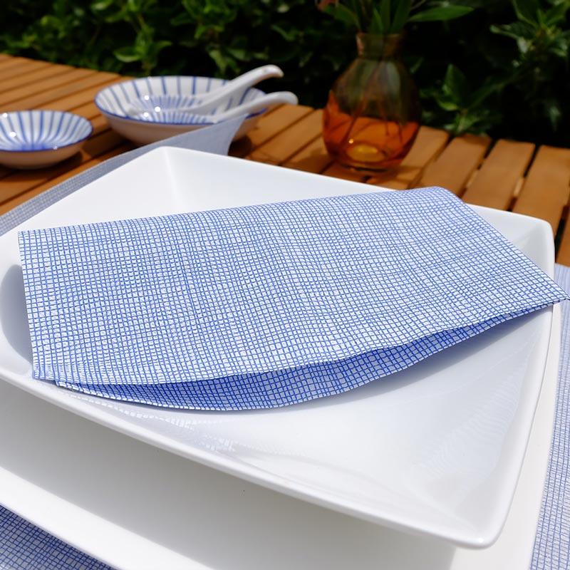 servilletas-de-papel-40x40-micropunto-blanco-hilo-azul-la-pajarita-mapelor