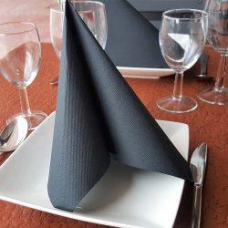 servilletas-de-papel-40x40-punta-punta-color-negro-la-pajarita-mapelor